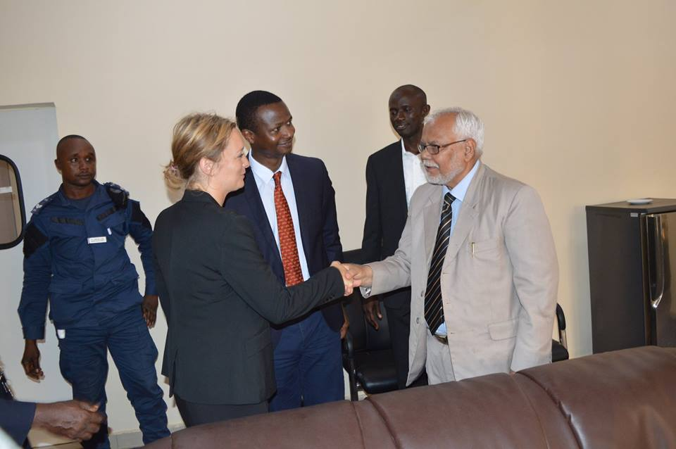 United Nations Industrial Development Organisation (UNIDO) Visits