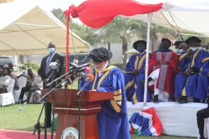 VICE CHANCELLOR'S CONVOCATION ADDRESS