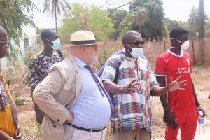British High Commissioner Visits Faraba Bantang Campus