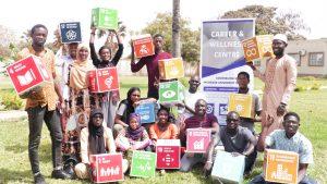 THE UTG SDG CHALLENGE