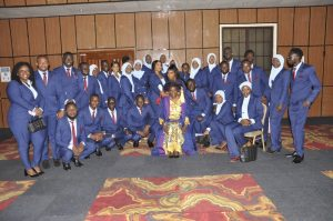 Newly Qualified Doctors Take Oath